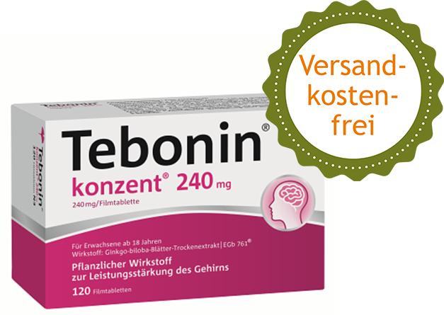 Tebonin konzent 240 mg*